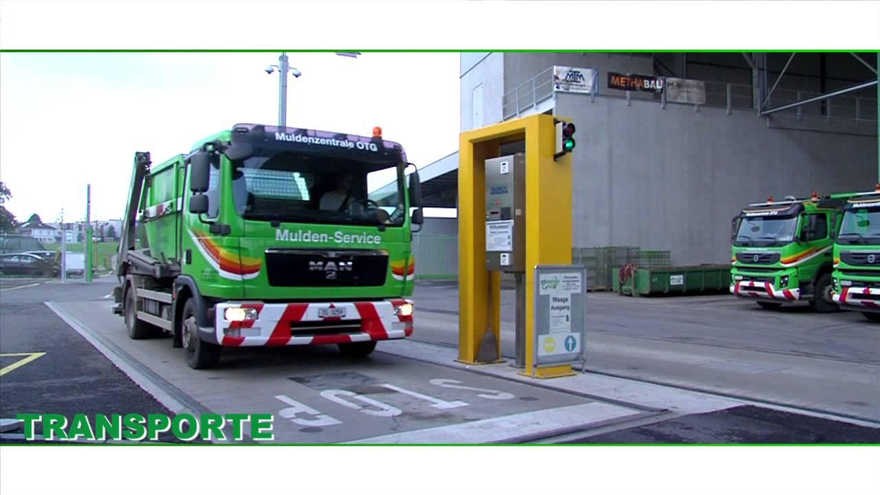 Muldenzentrale oberthurgau amriswil video youtube for Porte zen fiber