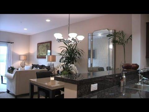 Ideas for How to Decorate a New Condo  Interior Design Ideas  YouTube