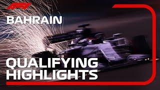 2020 Bahrain Grand Prix: Qualifying Highlights