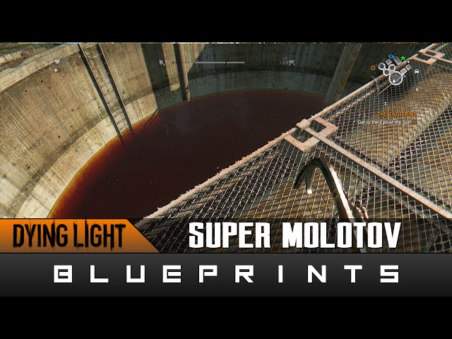 Dying light the following blueprints nhltv dying light the following super molotov blueprint location guide malvernweather Choice Image
