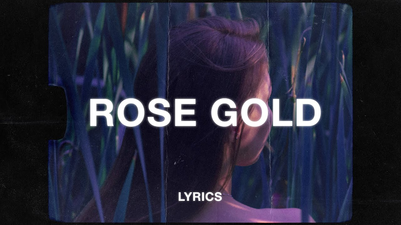 SEA & Vallin - Rose Gold Necklace (Lyrics)