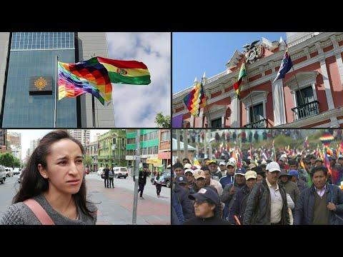 afpbr: Bolívia se recompõe | AFP