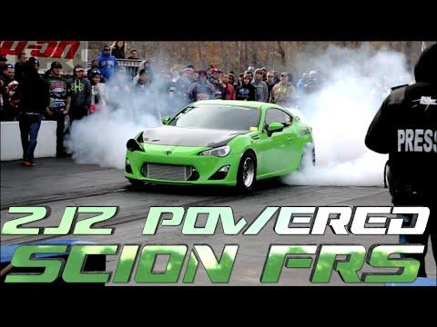 2JZ Powered Scion FRS - Pure Automotive Performance