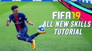 FIFA 19 | ALL NEW SKILLS TUTORIAL [PS4/XBOX ONE]