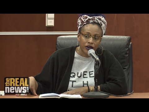 The People's Tribunal on the Iraq War, Day Two: Angela Peoples