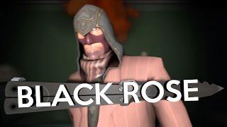 """TF2: """"Black Rose"""" - A Spy Frag Movie"""