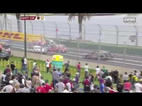 V8 Supercars Top 10 Albert Park Crashes