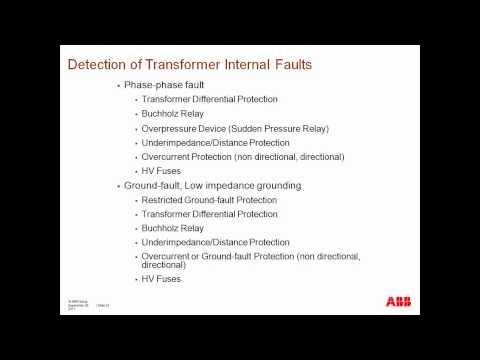Transformer Protection Fundamentals