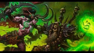 WoW: Legion- Nighthold Finale Cinematic [60 FPS]