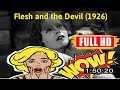 [ [R3VIEW VLOG] ] No.49 @Flesh and the Devil (1926) #The2378cqdhc