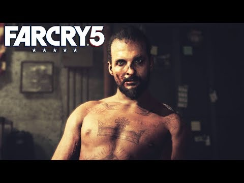 FAR CRY 5 All Cutscenes Movie (Game Movie) - FAR CRY 5 Full Movie
