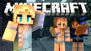 If Elsa played Minecraft (Minecraft Machinima)