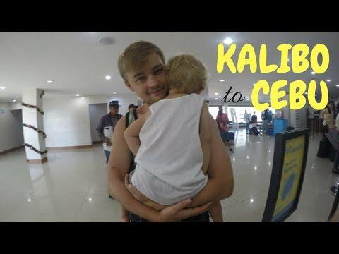 Kalibo to Mactan Cebu | PHILIPPINES travel