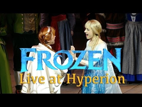 Frozen Live  FULL SHOW 4K Ultra HD