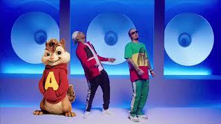 X (EQUIS) - Alvin y Las Ardillas (Nicky Jam x J. Balvin) Video