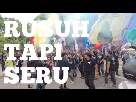 TERJADI KERUSUHAN DI DALAM UNIVERSITAS INDONESIA | Parade Olim, Oim, dan UI Art War 2017