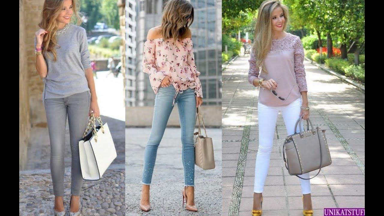Cómo Vestir Elegante Y Con Clase Después De Los 40 Años Moda 2018