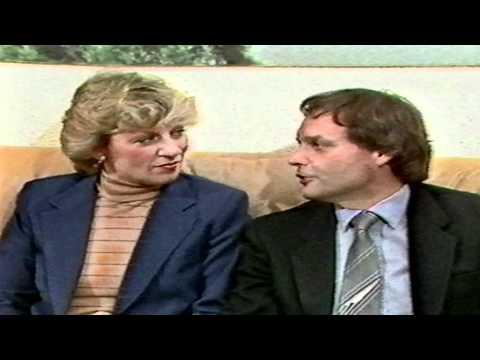 Scott Williams Jackie Trent and Tony Hatch interview 1983