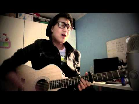 Andrew Garcia - Crazy Acoustic Cover (Chords Included)