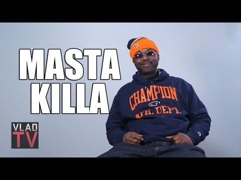 Masta Killa on Joining WuTang, Da Mystery of Chessboxin His 1st Rap Ever Part 1