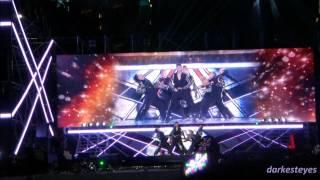 [Fancam] 121007 TVXQ - Catch Me at Gangnam Festival