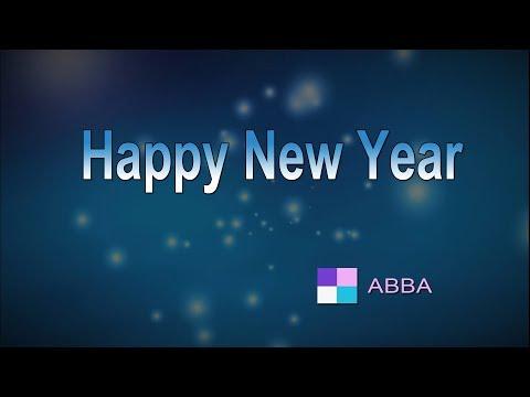 Happy New Year ♦ ABBA ♦ Karaoke ♦ Instrumental