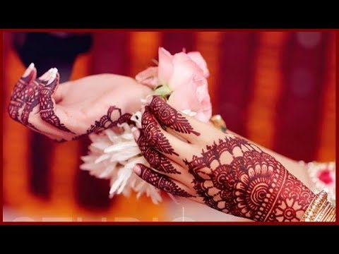 Latest Bridal Mehndi Designs Collection 2018 2019 For Wedding
