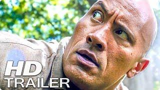 JUMANJI: WILLKOMMEN IM DSCHUNGEL Trailer German Deutsch (2017)