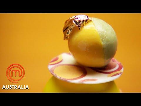 Mango Alfonso Dessert Pressure Test | MasterChef Australia | MasterChef World