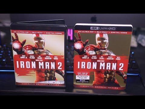 Iron Man 2 4K Blu-Ray Review