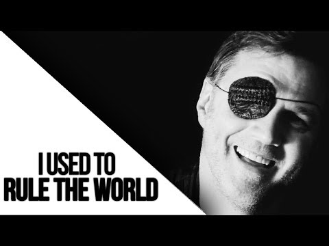 (TWD) The Governor || I Used to Rule the World