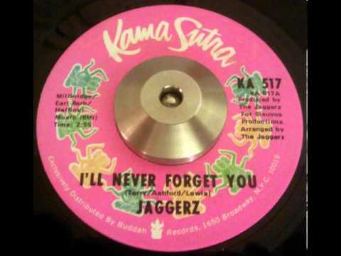 The Jaggerz - I'll Never Forget You (Kama Sutra 1971)