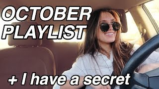drive with me + october playlist thumbnail