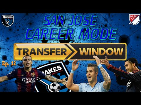 REUNITED WITH NGUYEN! San Jose Earthquakes FIFA 16 Career Mode ep. 12