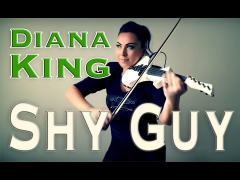 Diana King - Shy Guy (Violin Cover Cristina Kiseleff)