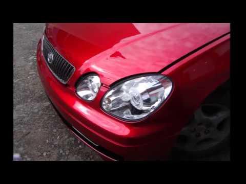 Эксклюзивная покраска автомобиля LEXUS GS300 краской CANDY (V-Studio)