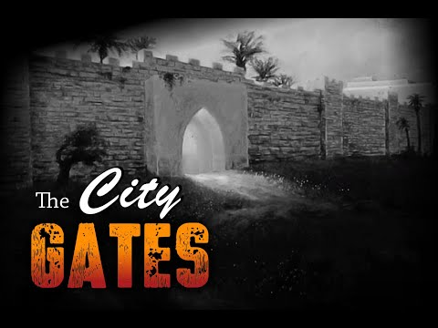 The City Gates - Fish Gate
