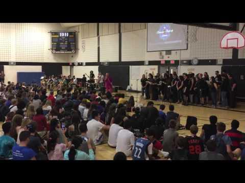 Garth Webb SS Staff sing Bohemian Rhapsody