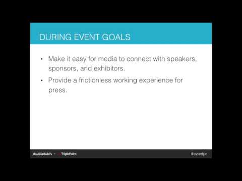 PR Strategies Every Event Marketer Should Know