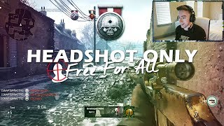 HEADSHOT ONLY Free For All
