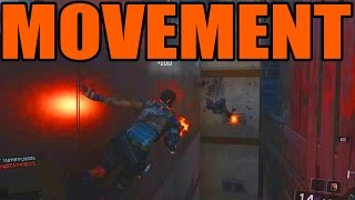 The Importance of Movement in Black ops 3 (Call of Duty Black Ops 3 Wall Running Tips and Tricks)