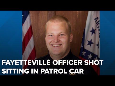 Fayetteville police officer
