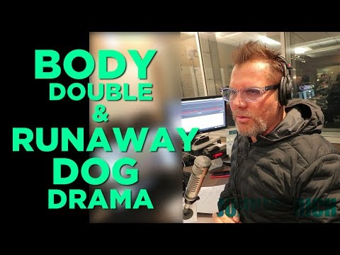 In-Studio Videos - Johnjay's Body Double & Runaway Dog Drama