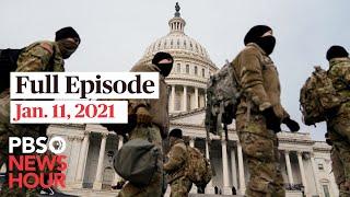 PBS NewsHour West live episode, Jan. 11, 2021
