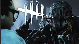 Убили от руки за Трапера! Dead by Daylight Horror games online