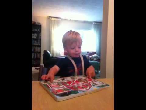 Tiny Mariner: Grumpum Song