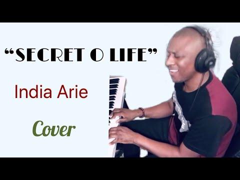 """Secret O Life"" 🎹 #IndiaArie (keyboard cover)"