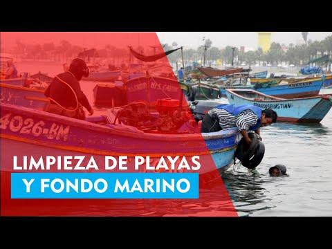 ANCÓN: Limpieza De Playas Y Fondo Marino | Una Iniciativa Digna De Imitar | Costa Peruana