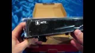 МТС ТВ Coship N5266C [ распаковка / unboxing ] bay193