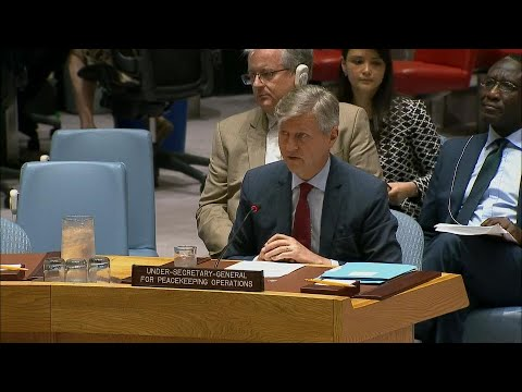 Sudan and South Sudan - Briefing to the UN Security Council